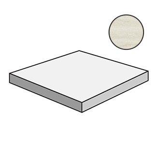 Etic Rovere Bianco Scalino Angolare DX ANAE