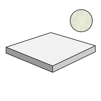 Evolve White Scalino Angolare ANHB