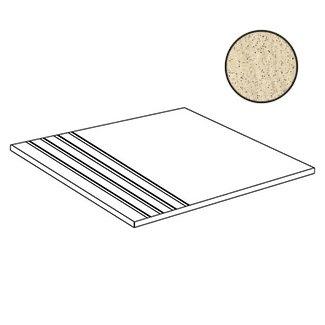 Granigliati Bianco Lasa Gradino Strutturato 3yRP