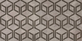 Marvel Grey Fleury Hexagon 8MHG