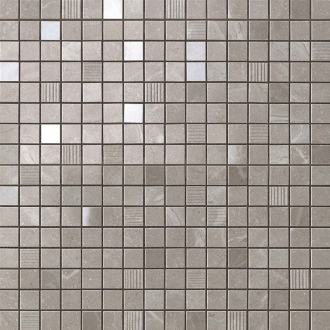 Marvel Grey Fleury Mosaic 9MVE