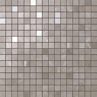Marvel Grey Fleury Mosaico Lapp. ADQG