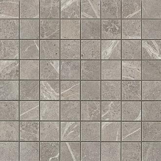 Marvel Grey Fleury Mosaico Matt ADQM