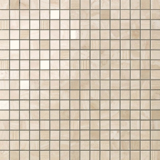 Marvel Travertino Alabastrino Mosaic 9MVT