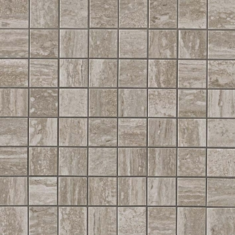 Marvel Travertino Silver Mosaico Matt ADQL