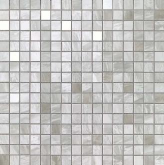 Marvel Bardiglio Grey Mosaic Q 9MQA