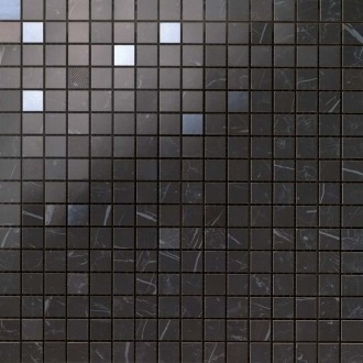 Marvel Nero Marquina Mosaic Q 9MQN