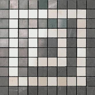 Marvel Grey/Moon Angolo Mosaico ASNB