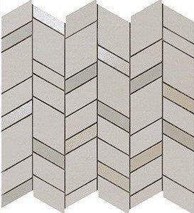 Mek Medium Mosaico Chevron Wall 9MCE