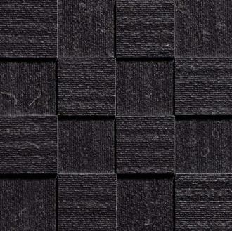 Seastone Black Mosaico 3D 8S73