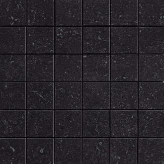Seastone Black Mosaico 8S78