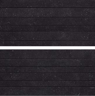 Seastone Black Mosaico Linea Mix2 8S68