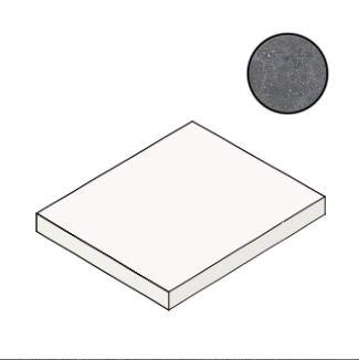 Seastone Gray Scalino Angolare 8S0M