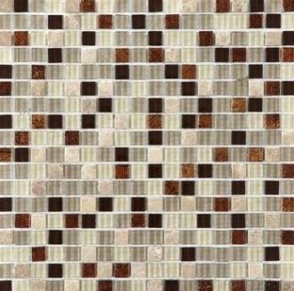 Atrium Magna Glasstile Malla Vison