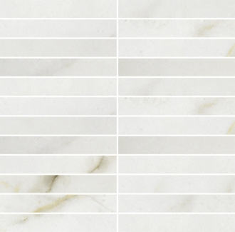 Attica Mosaico Brick Bianco Mix