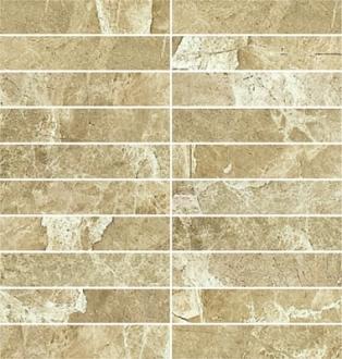 Attica Pro Mosaico Brick Breсcia Lev