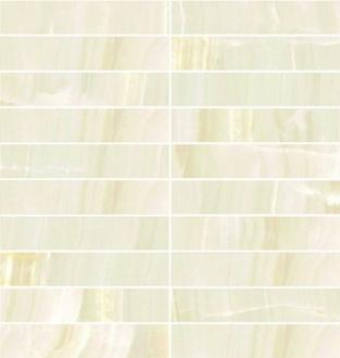 Attica Pro Mosaico Brick Onice Lev