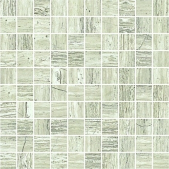 Attica Pro Mosaico Gesatto Grigio (3x3) Lev