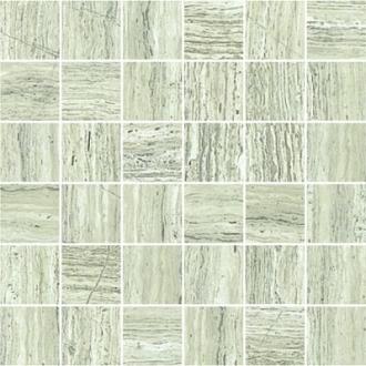Attica Pro Mosaico Gesatto Grigio (5x5) Lev