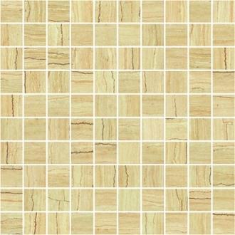 Attica Pro Mosaico Travertino Beige (3x3) Lev