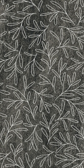 Basalike Leaves Deepgray PGZBA13