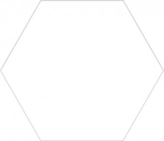 Basic Hex 25 White