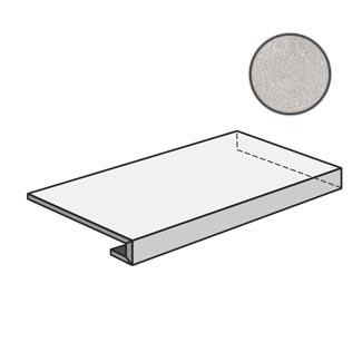 Be-Square Angolare DX Concrete Rett ACKC8RD