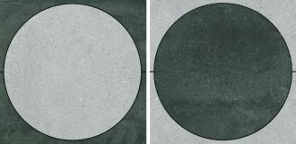 Be-Square Optical Concrete-Black 30KC8RA