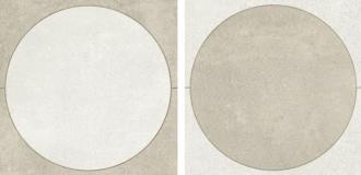 Be-Square Optical Ivory-Sand 30KC0RA