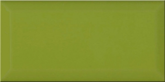 Bisel Verde Brillo
