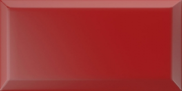 Плитка Vogue Bisello IN Rosso 10x20 сатинированная