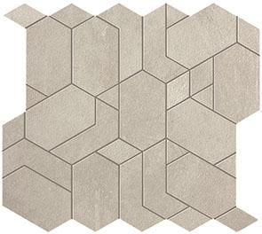 Boost White Mosaico Shapes AN63