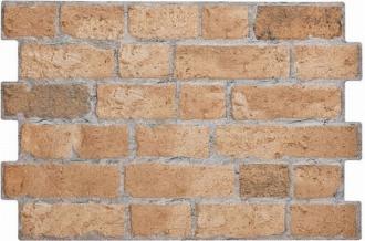 Brick Castanho