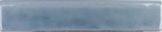 Brick Crackle Bullnose Ocean
