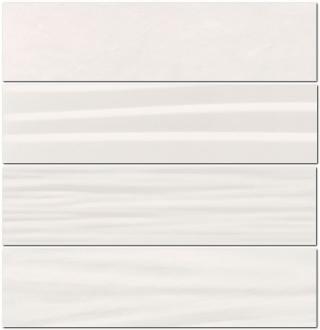 Brick Mix 4 White 3DR34060