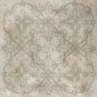Bright Pearl Ivory Decoro Rett. 531144