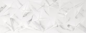 Calacatta Kite Mate Slimrect White