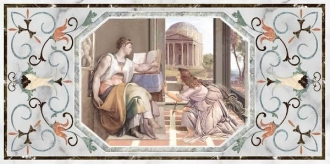 Calcatta Pantheon Decor