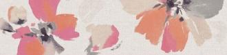 Canvas Dec. Flora Cotton
