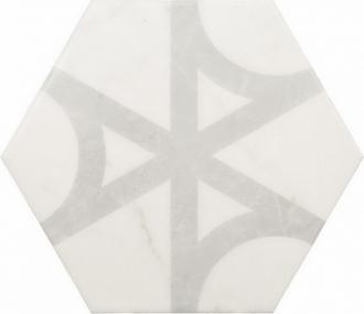 Carrara Hexagon Flow