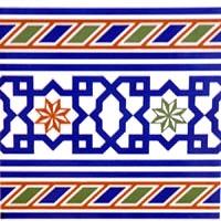 Cenefa Alcudia