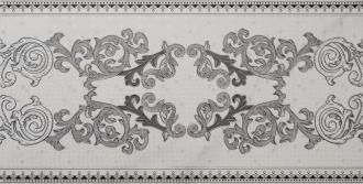 Cenefa Carrara Grey