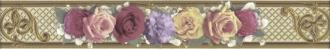 Cenefa Yellowrose Crema Marfil