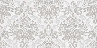 Afina Damask Декор серый 08-03-06-456