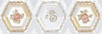 Декор Меланитовый Фон Серый 04-01-1-17-03-06-988-0