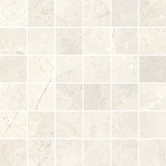 Arpege Mosaico 4,7x4,7 Bianco Sat. 70612