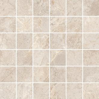 Arpege Mosaico 4,7x4,7 Ecru Sat. 70644