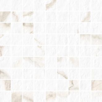 Blast Mosaico 3,1x3,1 Calacatta 65573