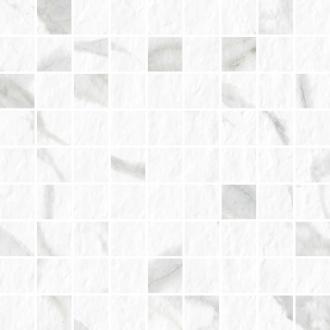 Blast Mosaico 3,1x3,1 Statuario 65575