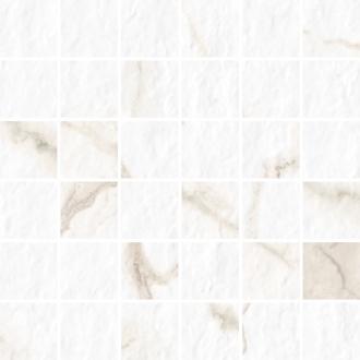 Blast Mosaico 4,7x4,7 Calacatta 65569
